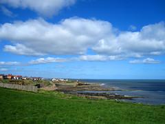 Seaton Sluice (patf73) Tags: coast sky seatonsluice