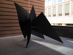 Alexander Calder at SF Moma (ty law) Tags: sanfrancisco2017 sanfrancisco sfmoma art museum modern coittower oaklandbaybridge leovillareal richardserra alexandercalder clyffordstill morrislouis cytwombly transamericabuilding gerhardrichter berndandhillabecher roylichtenstein jasperjohns