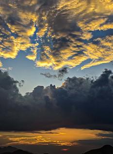 Por do Sol / Sunset