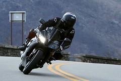 Yamaha R6 1704027552w (gparet) Tags: bearmountain bridge road scenic overlook outdoor outdoors motorcycle motorcycles motorcyclist goattrail goatpath windingroad curves twisties