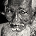 Bangladesh, old man in the streets of Barisal