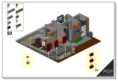 PCB-insstr (agata_pakita) Tags: town lego modular buidling city instructions custom