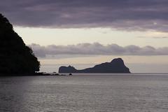 Sleeping dragon island (Arne Kuilman) Tags: philippines filipijnen palawan elnido beach strand olympus em10 holiday vakantie miniloc island