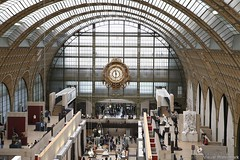 20170407_orsay_grande_galerie_955a (isogood) Tags: orsay orsaymuseum paris france art sculpture statues decor station artists