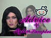 My new video (queen.catch) Tags: catchqueenyoutube makeup pantyhose cecilia de rafael shemale sissy tranny platino cleancut