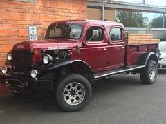 Power Wagon (Hugo-90) Tags: dodge powerwagon pickup truck modified mountvernon washington