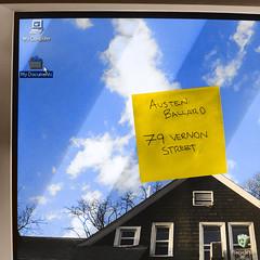 79 Vernon Street Artwork (ausxen) Tags: austen ballard ausxen 79 vernon street mill trinity college hartford connecticut album cover music pop indie rock