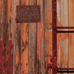 (jtr27) Tags: sdq1928fre jtr27 sigma sd quattro sdq foveon 50mm f28 ex dg macro manualfocus railroad railway train freight car square orange abstract rust ladder maine newengland