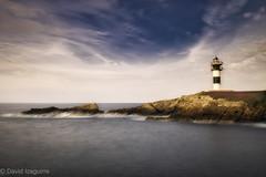 Lighthouse in the Afternoon (Tabernilla (David Izaguirre)) Tags: españa europa faro galicia ribadeo atardecer marina islapancha isla lighthouse explore