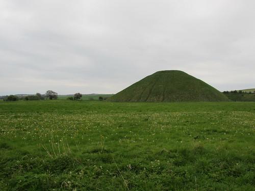 Avebury: Silbury Hill (Wiltshire)