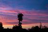 Sonnenaufgang vom Balkon aus ([Basti]) Tags: himmel wolken sonnenaufgang sunset cloud sky plätzchen backen stille entspannung harmonie germany deutschland balkon schnappschuss ennigerloh morgenstunde morning air silence