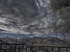 Himmel ueber Maremo (FloBue) Tags: 2017 maremo liguria ligurien hdr himmel sky cielo cielodrammatico wolken nuvole clouds cloudporn landscape landschaft paesaggio kontrast contrast contrasto