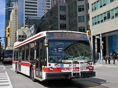 Toronto Transit Commission 8524 (YT | transport photography) Tags: ttc toronto transit commission nova bus lfs