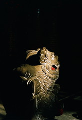 慈聖宮_11 (Taiwan's Riccardo) Tags: 2017 taiwan 135film negative ps fujifilmrdpiii plustek8200i rolleiq35t rolleilens hft vario zoom apogon 3890mmf2856 台北市 大稻埕 慈聖宮