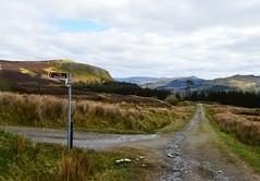 The Dooneens. (carolinejohnston2) Tags: peat bog countryside landscape lane track mountains ireland hiking glencar sligo leitrim