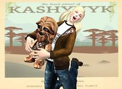 I ♥ Chewie#1 (hekirekika2017) Tags: secondlife chewbacca chewie starwars
