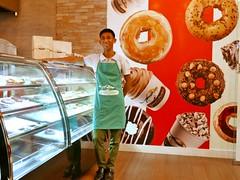grand duchess coffee shop (DOLCEVITALUX) Tags: grandduchesscoffeeshop manila philippines coffeeshop coffee donut snack cafe staff people courteous portrait lumixlax100 panasonic panasoniclumixlx100