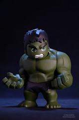 Hulk (PowerPee) Tags: marvel hulk cosbaby ironman hulkbuster tonystark toyphotography photoygraphy hottoys