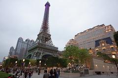 R0002930 (Kiyohide Mori) Tags: macau parisian classic hotel inmall tower lighting
