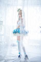 Minami Kotori (Tumeatcat) Tags: anime cosplay portrait lovelive kotori nikon d800