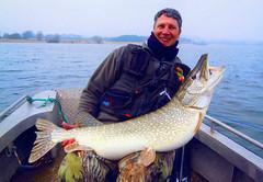 Top Geezer Danny Peet (Doctor Kibble) Tags: dannypeet pikefishing