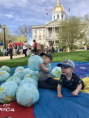 New Hampshire Peoples Climate March