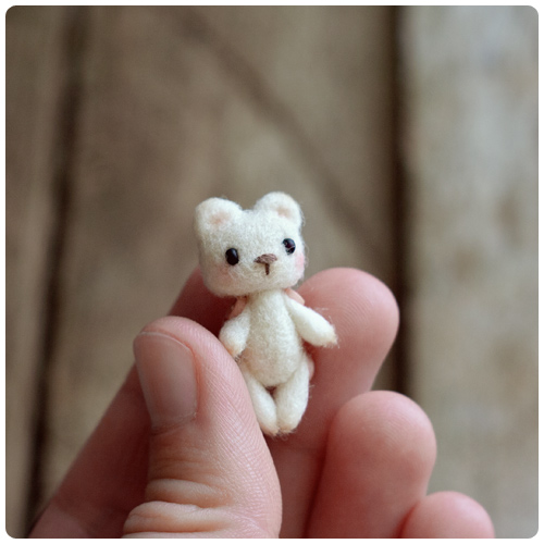 Tiny teddy