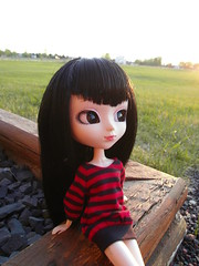 Relax (Peaches-and-Tea) Tags: stock wig pullip regeneration fanatica ddalgi rewigged