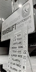 Power lifting Team (Louisiana Tech University) Tags: usa tower team power tech final rights 1978 championships lifting powerlifting standings universityall reserveddcrowelatechedu 3182574854 ncpc{keyword} teammonday3112013wyly 1225rustonlacopyrightlouisiana