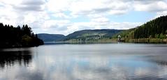 Llyn Efyrnwy – Lake Vyrnwy (Peter Denton) Tags: uk lake nature wales lago europe peace dam cymru eu reservoir naturereserve freshwater powys tranquillity montgomeryshire lakevyrnwy rsp llynefyrnwy sssi canoneos60d ©peterdenton