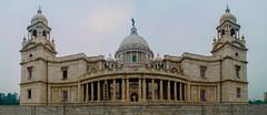 Majestic Victoria Memorial .. Left side view (A R Rajib) Tags: india nikon memorial victoria kolkata d5100