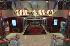 The Savoy (PowerPee) Tags: cruise dreamworks royalcarribean fujixe1