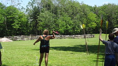 15th Annual Atlatl Competition (Heinz History Center) Tags: meadowcroft throw bowandarrow spear westernpennsylvania atlatl washingtoncounty meadowcroftrockshelter atlatlcompetition worldatlatlassociation