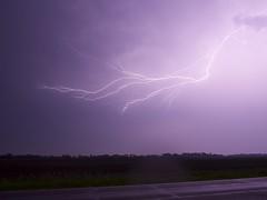 6-21-13 lightning storm (ramendan) Tags: sky storm thunderstorm lightning