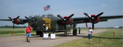 "B-24 Consolidated Liberator (9) • <a style=""font-size:0.8em;"" href=""http://www.flickr.com/photos/81723459@N04/9228551969/"" target=""_blank"">View on Flickr</a>"