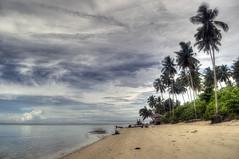 Derawan Island, East Kalimantan (Tempo Dulu) Tags: beach indonesia island hdr kalimantan derawan visitindonesia