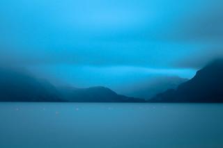 Bleak weather can be beautiful - Elgol, Skye, UK.