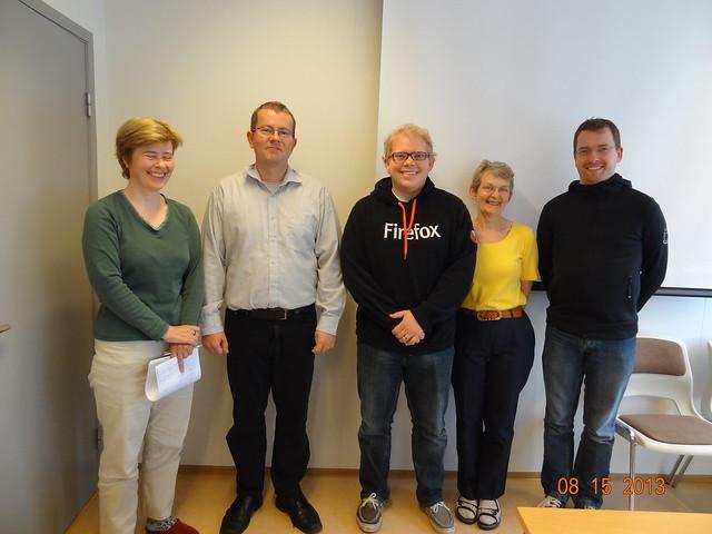 At the Icelandic Language Institute1