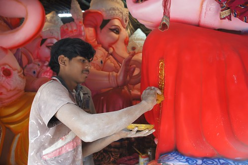Dhoolpet Ganesh - 220