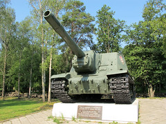 "ISU-152 (1) • <a style=""font-size:0.8em;"" href=""http://www.flickr.com/photos/81723459@N04/9705223577/"" target=""_blank"">View on Flickr</a>"