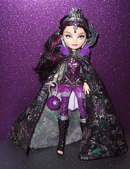Raven 1 (Veni Vidi Dolli) Tags: dolls mattel legacyday everafterhigh