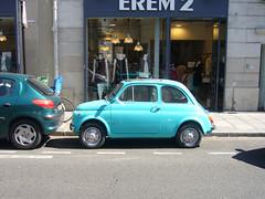 Things I see while riding my bike around Paris 23 (Rick Tulka) Tags: cars paris