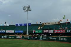P1000665 (celeste_mer) Tags: 棒球 台南棒球場 2009年