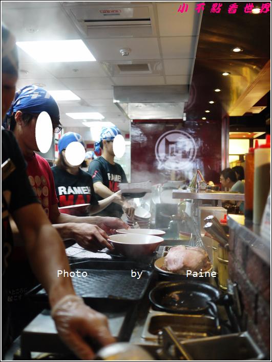 豚骨拉麵ラーメン凪(Ramen Nagi) 西門店