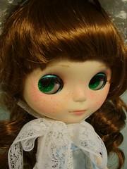 Emily, custom Blythe