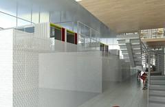 Vista 3D 10 (Tercera Piel Arquitectura) Tags: contenedores containers cargotecture containerhome containerbuilding tercerapielarquitectura franciscocarmona viviendacontenedor edificiocontenedor containershabitables