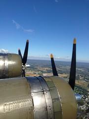 IMG_2192 (cxg231) Tags: flight overcast b17 experience aluminium b17g