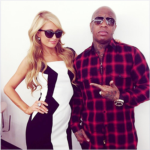 Video Birdman & Paris hilton on Mtv  RapFix. says he never considered himself a rapper