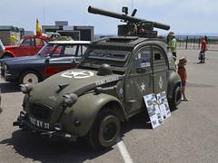 2CV Artillero (BZMFB) Tags: nikon 2cv coches exposicin alcaiz d600 nikond600