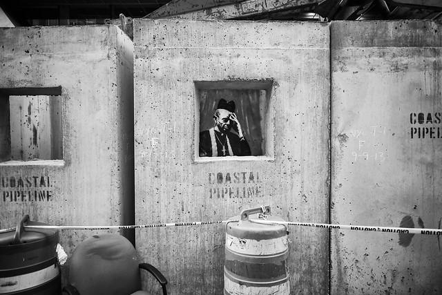 Banksy: Concrete Confession